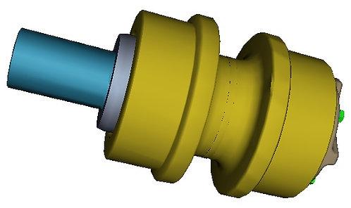 Каток поддерживающий 3501-21-155СП