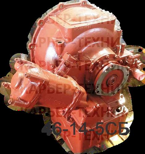 Гидротрансформатор 46-14-5СП бульдозера Т-330