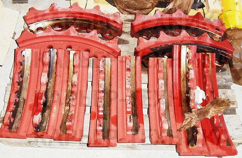 Сектор зубчатый 3501-19-41,  Сектор зубчатый 3501-19-41-01