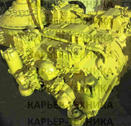 Коробка передач 46-12-4-01сп бульдозера Т-330, КПП 46-12-4СП