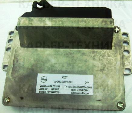 Контроллер трансмиссии КУДТ АНЖС.453615.001