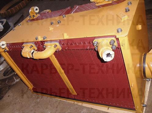 Блок радиаторов, 46-60-363СБ,  радиатор бульдозера Т-330 с двигателем 8ДВТ-330,  масляный блок радиаторов Т330, 46-60-363СП