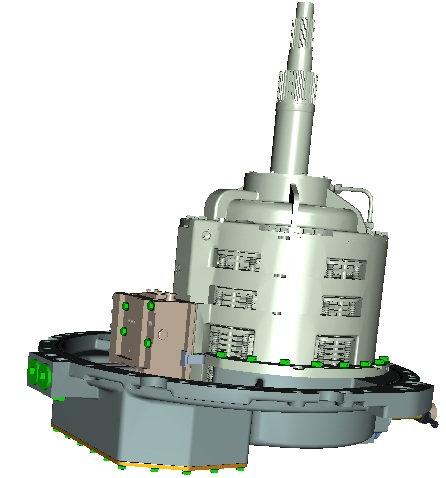 КПП с системой гидроуправления 2501-12-19СБ