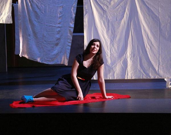 Le Nozze di Figaro - als Susanna unter der Leitung von Dagny Müller und Bernhard Epstein