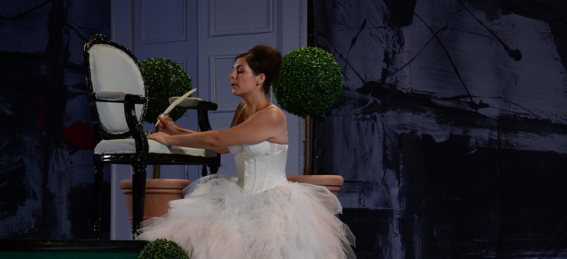 Le Nozze di Figaro - als Susanna unter der Leitung von D. Wilgenbus und B. Weil