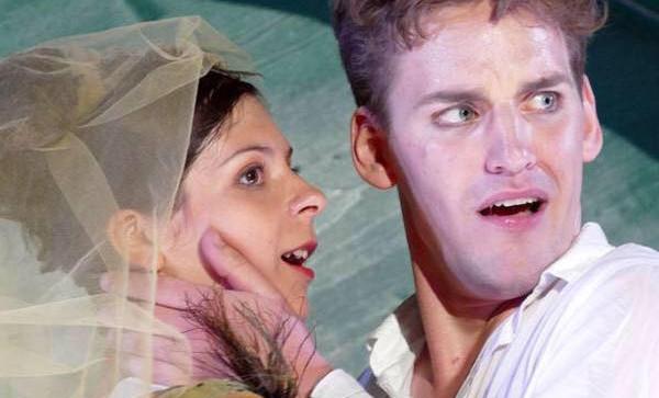 Le Nozze di Figaro - als Susanna mit Justus Seeger unter der Leitung von D. Wilgenbus und B. Weil