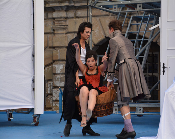 Le Nozze di Figaro - als Susanna mit Thomas Kiechle und Changhui Tan unter der Leitung von D. Wilgenbus und B. Weil
