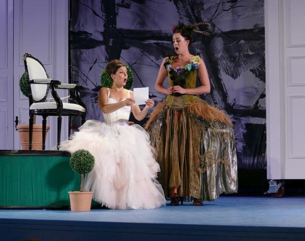 Le Nozze di Figaro - als Susanna mit Rita Varga unter der Leitung von D. Wilgenbus und B. Weil