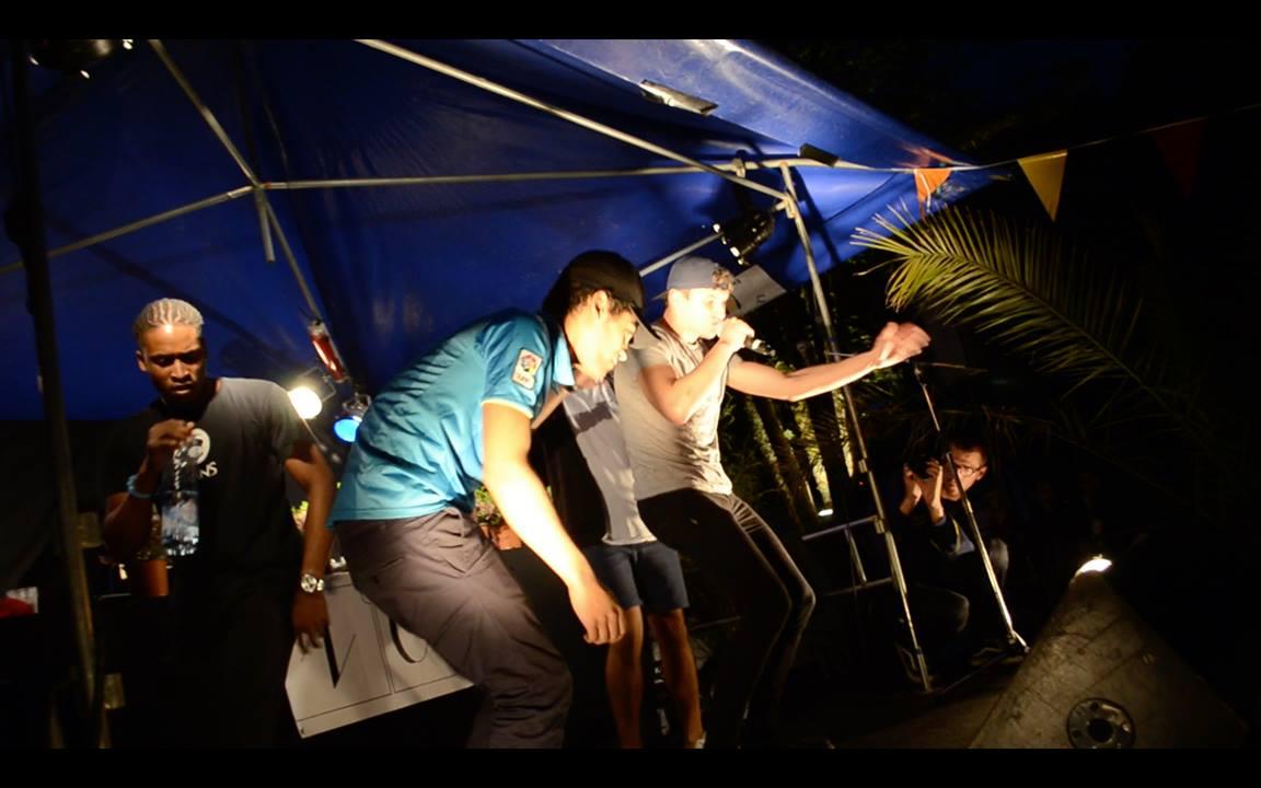 ZGANG extrait Barkley et Max • Festival LE CIRQUE