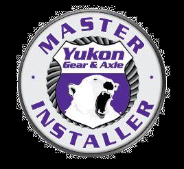 Yukon Gear & Axle Master Installer
