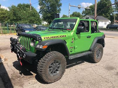 Jeep Wrangler JL Lift