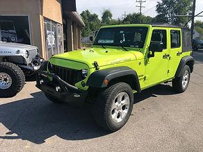 Jeep Shop Jeffersonville