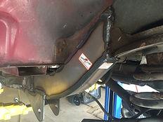 Jeep Frame Repair Jeffersonville