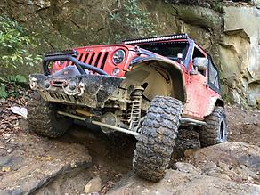 AEV Jeep Wrangler
