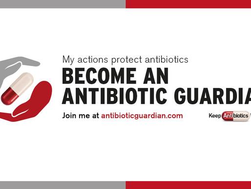 Prescrição de Não Prescrição de Antibióticos