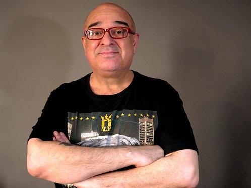OFICINA ONLINE COM MONTAGEM AUDIOVISUAL com Zé Adão Barbosa