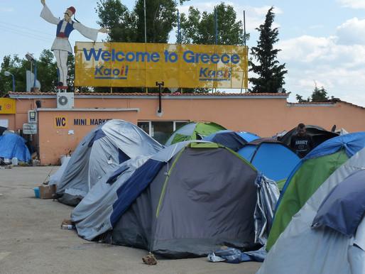 Wat als de pandemie in de Griekse vluchtelingenkampen toeslaat