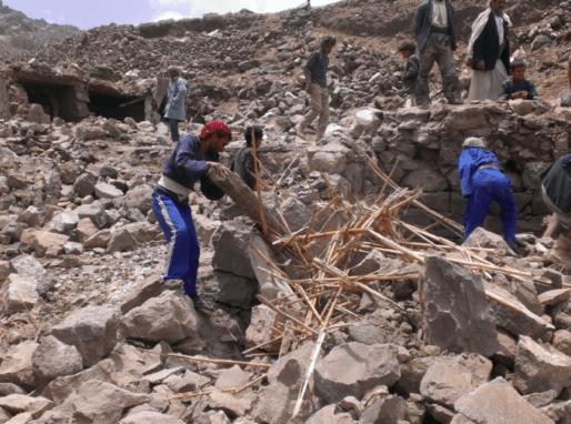 Vijf jaar oorlog in Jemen: 'Vrede lijkt ver weg'