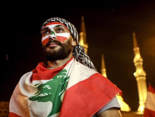 Het geduld van de Libanezen is helemaal op: 'De revolutie is begonnen'