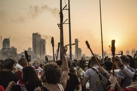 Lebanese revolution in search for a second breath