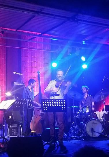 MKQ @ Aqua Jazz Festival, July 2018