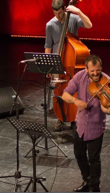 Syros Jazz Festival, June 2014