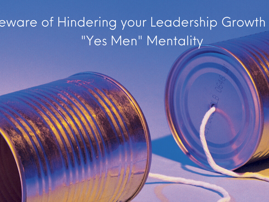 Is your personal board of directors creating an echo-chamber?