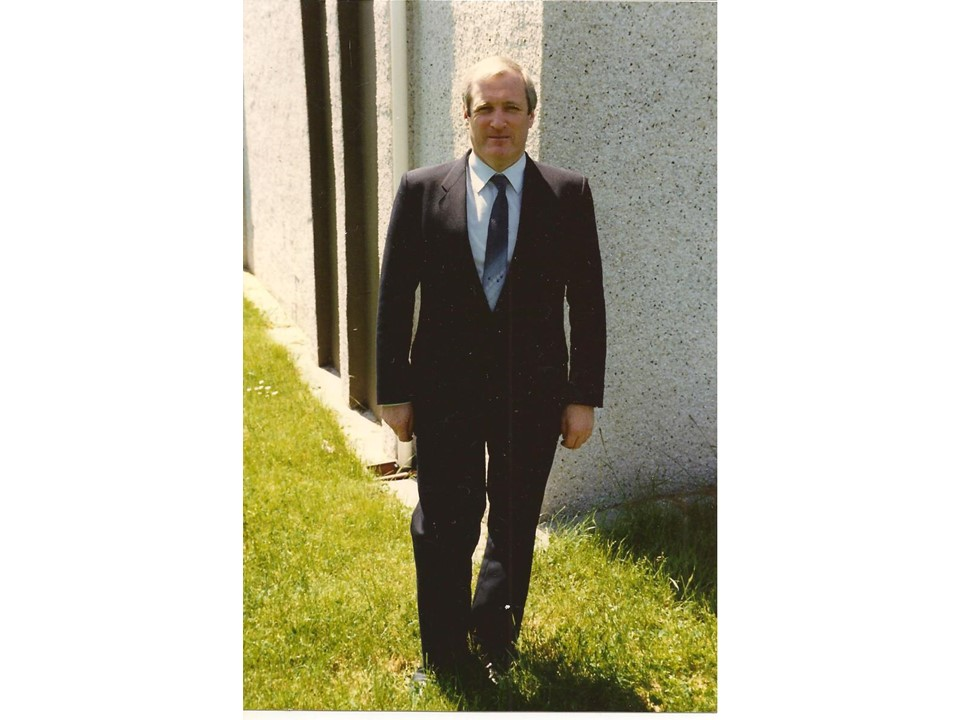 Rev. Bill Clarke