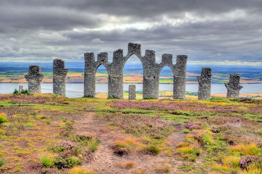 Fryish monument, Ross-shire