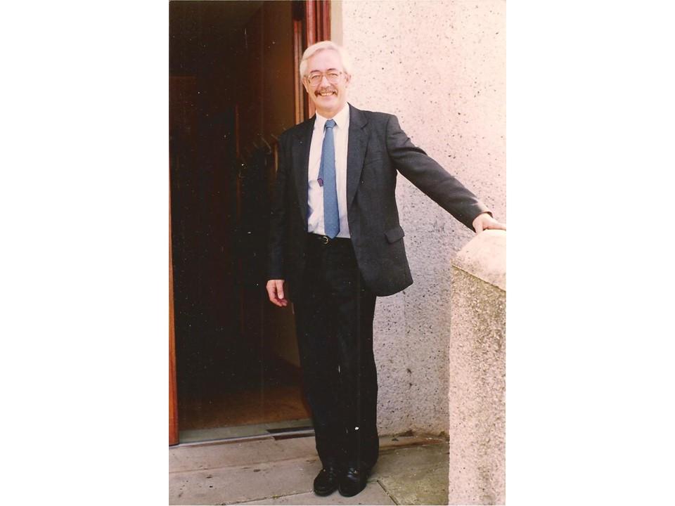 Rev. Bill Murdoch