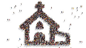 church made up of people