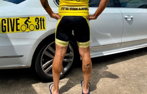Cycling Jersey Short