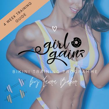 Bikini Training Programme
