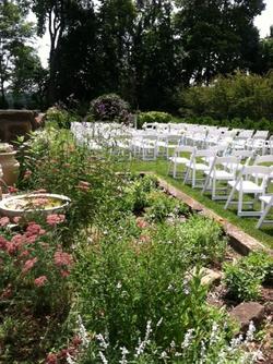 Formal Garden set
