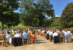Ceremony - Field House Terrace