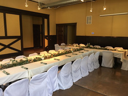Rehearsal Dinner - Carriage House