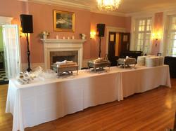 Buffet - Dining Room Mansion