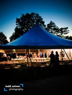 Tent - Backyard Mansion