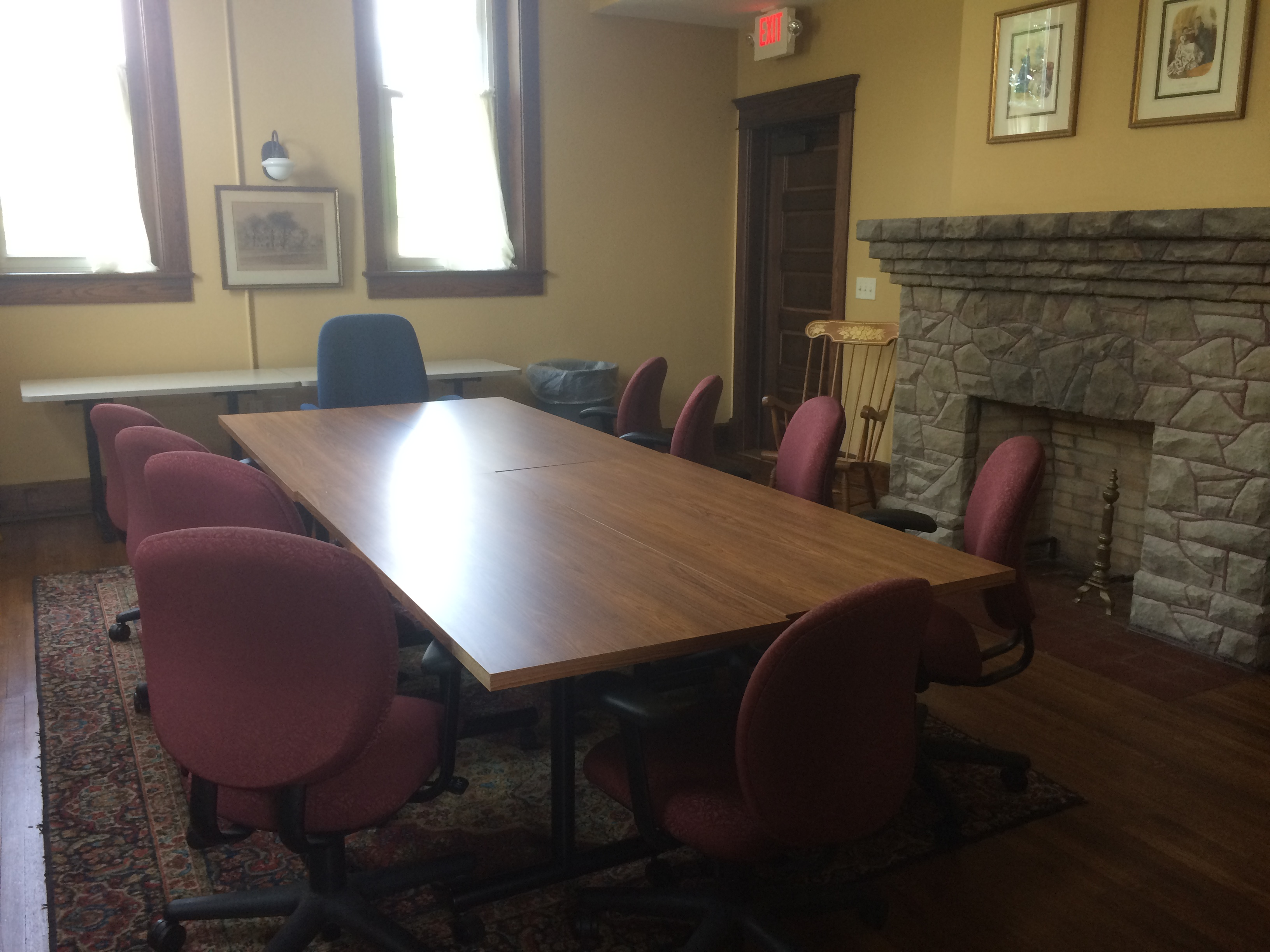 Conference Room- Carriage House