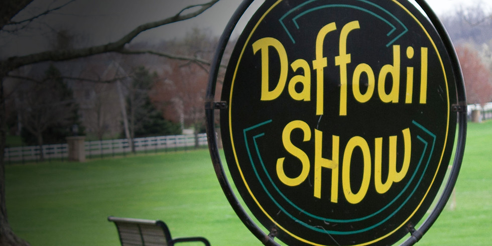 75th Annual Daffodil Show and Sale