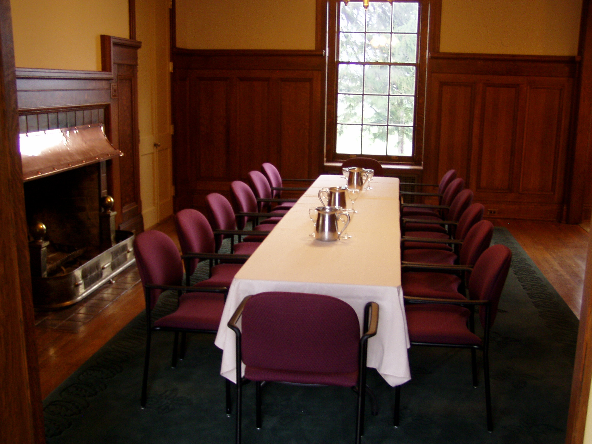 Oak Room meeting set