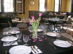 Luncheon - Carriage House