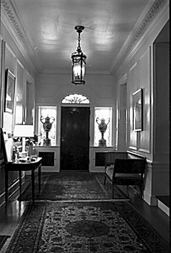 Mansion Main Hall