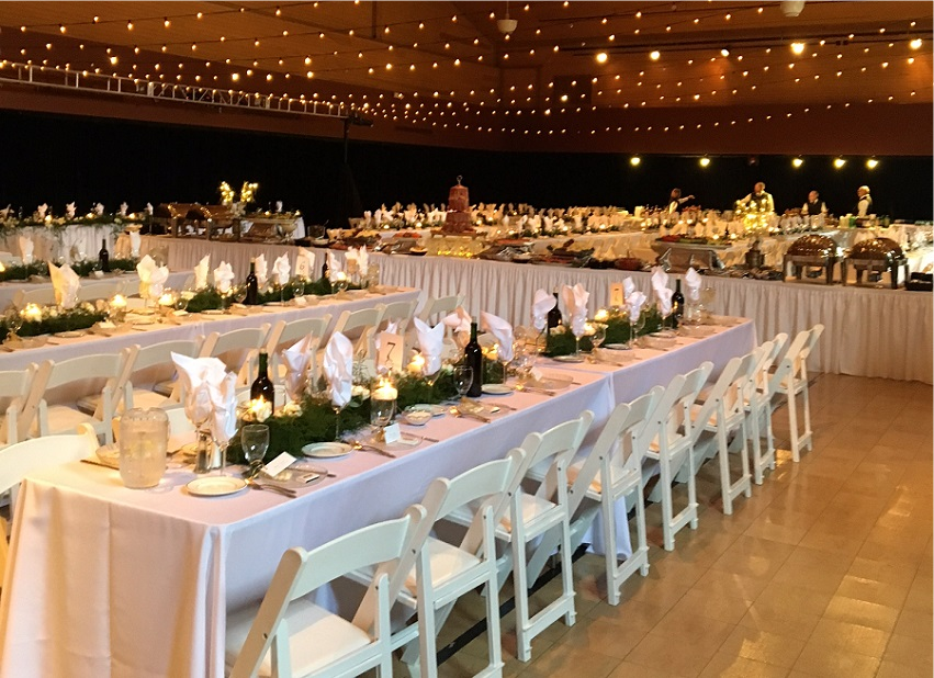 FH Long table set