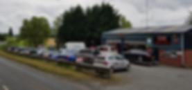 CAS Motor Services Ltd near Ledbury, near Hereford. Car repairs and servicing.
