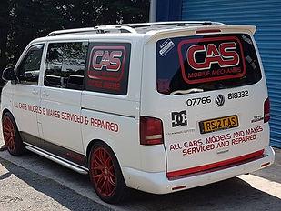 Mobile vehicle repairs. CAS Motor Services Mobile Mechanics. Fix your Car On-Site