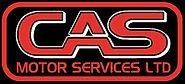 CAS Motor Services Ltd near Ledbury. Logo.