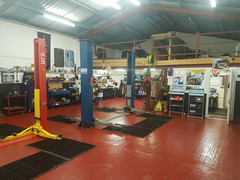 Workshop. Car Repairs and Servicing near Ledbury Hereford