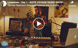 Lockdown - Day 1 - Suite Voyage Radio Show -