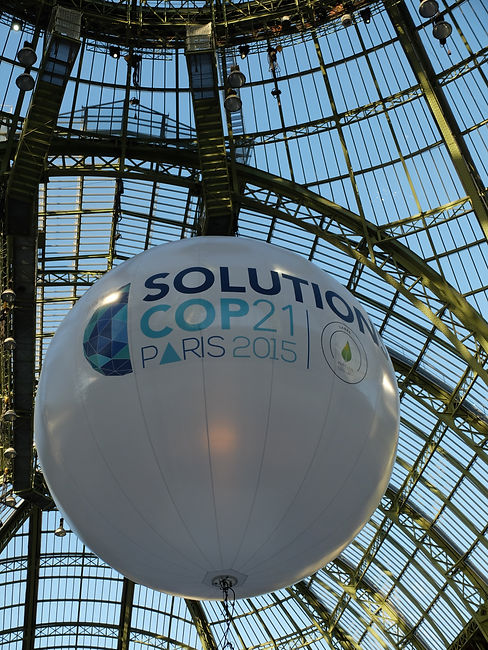 COP 21 Palais Royal Paris 2015